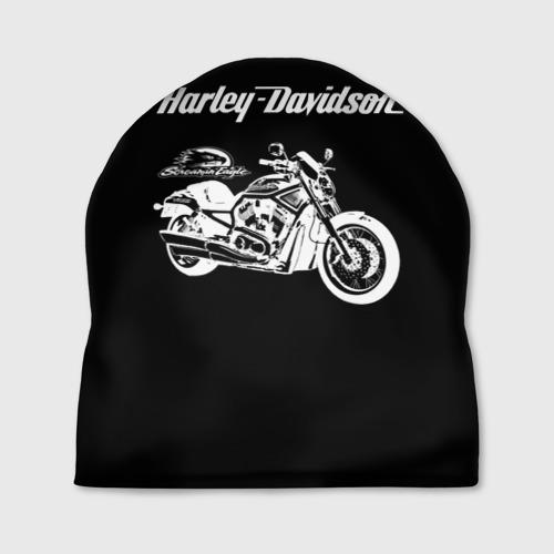 Шапка 3D  Фото 01, Harley-Davidson
