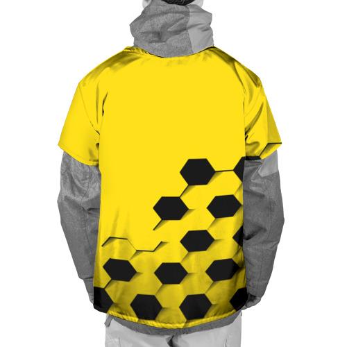 Накидка на куртку 3D  Фото 02, Футбольные текстуры