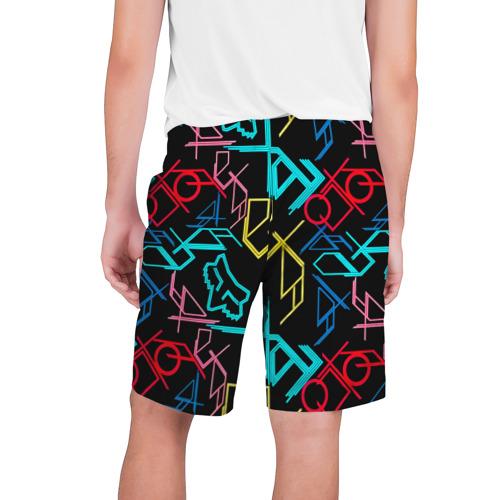 Мужские шорты 3D  Фото 02, Fox