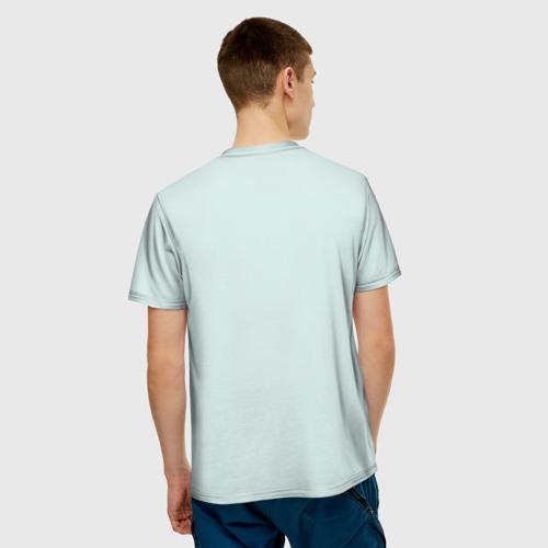 Мужская футболка 3D  Фото 02, Summer