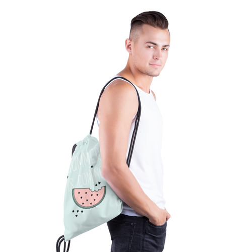 Рюкзак-мешок 3D  Фото 03, Summer
