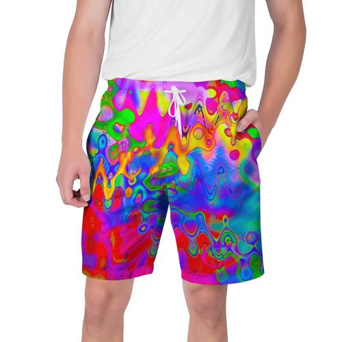 Мужские шорты 3D  Фото 01, Разноцвет