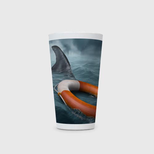 Кружка Латте  Фото 03, Акула