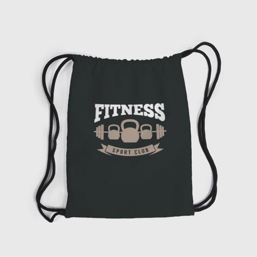 Рюкзак-мешок 3D  Фото 04, Power gym