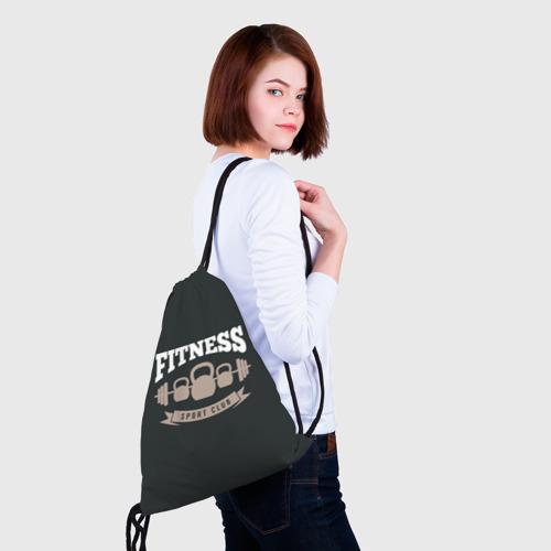 Рюкзак-мешок 3D  Фото 02, Power gym