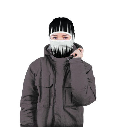 Балаклава 3D  Фото 04, Soundwave