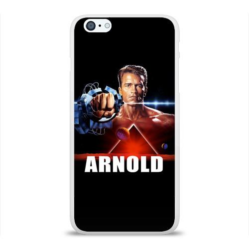 Чехол для Apple iPhone 6Plus/6SPlus силиконовый глянцевый  Фото 01, Arnold
