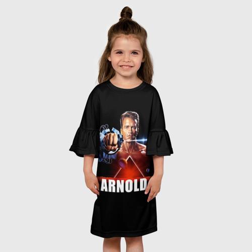 Детское платье 3D  Фото 01, Arnold