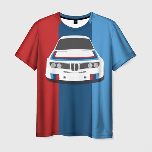 Мужская футболка 3D Colors
