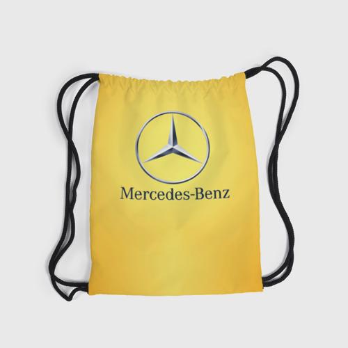 Рюкзак-мешок 3D Yellow Benz Фото 01