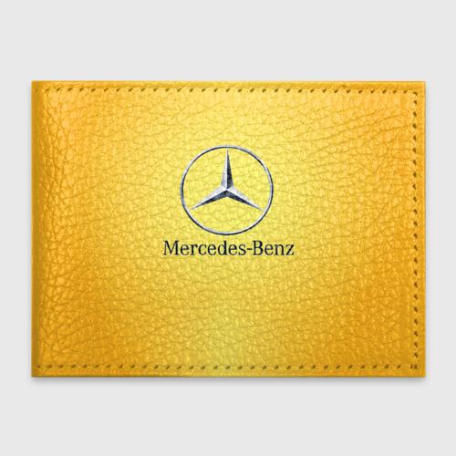 Обложка для студенческого билета Yellow Benz Фото 01