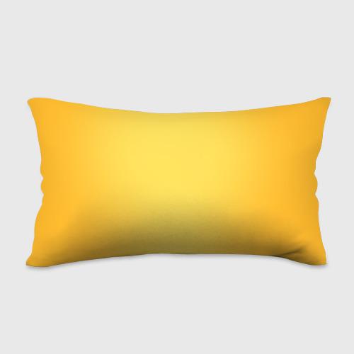 Подушка 3D антистресс Yellow Benz Фото 01