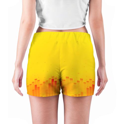 Женские шорты 3D  Фото 04, Эквалайзер звука