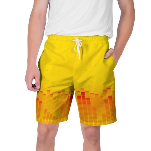 Мужские шорты 3D  Фото 01, Эквалайзер звука