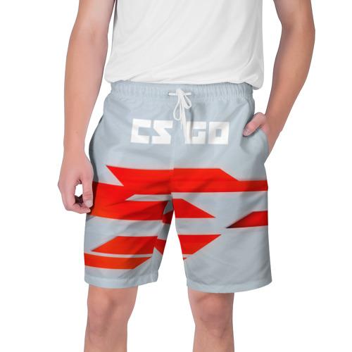 Мужские шорты 3D  Фото 01, Counter strike