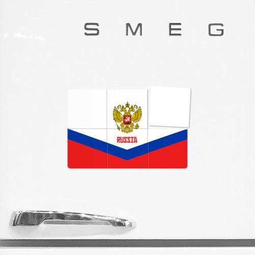 Магнитный плакат 3Х2  Фото 02, RUSSIA HOCKEY
