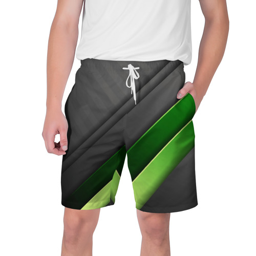 Мужские шорты 3D  Фото 01, Абстракция 17
