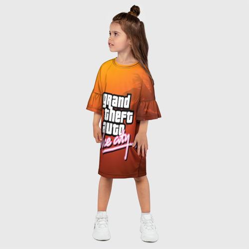 Детское платье 3D  Фото 03, GTA