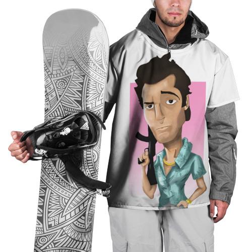 Накидка на куртку 3D  Фото 01, Томми Версети