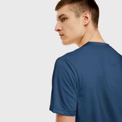 Мужская футболка 3D bender F Фото 01