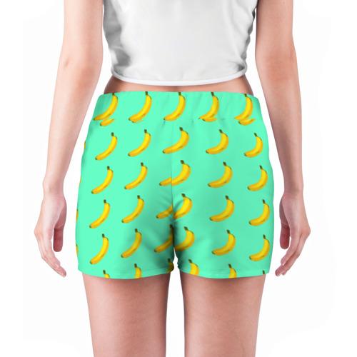 Женские шорты 3D  Фото 04, Banana