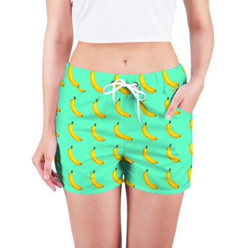 Женские шорты 3D  Фото 03, Banana