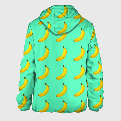 Мужская куртка 3D  Фото 02, Banana