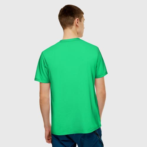 Мужская футболка 3D  Фото 02, Арбуз
