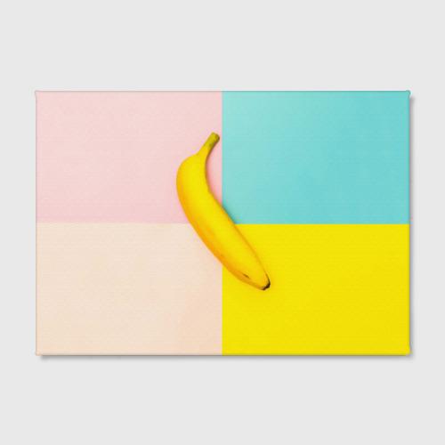 Холст прямоугольный  Фото 02, Banana