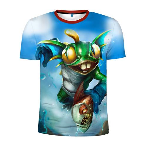 Мужская футболка 3D спортивная Мурчаль 1 Фото 01