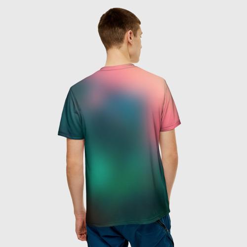 Мужская футболка 3D  Фото 02, Могильщик