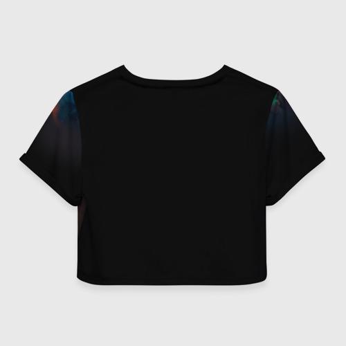 Женская футболка Cropp-top Мурчаль 2 Фото 01