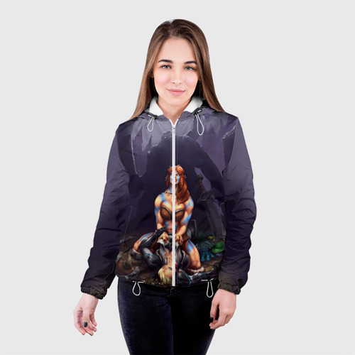 Женская куртка 3D  Фото 03, HotS 2