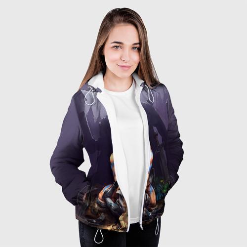 Женская куртка 3D  Фото 04, HotS 2