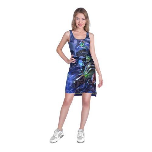Платье-майка 3D  Фото 03, HotS 4