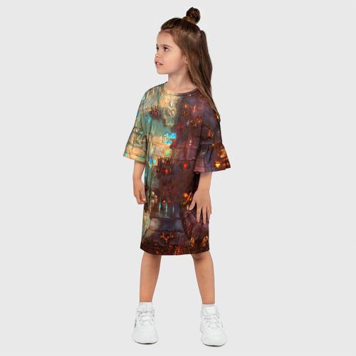 Детское платье 3D  Фото 03, HotS 5