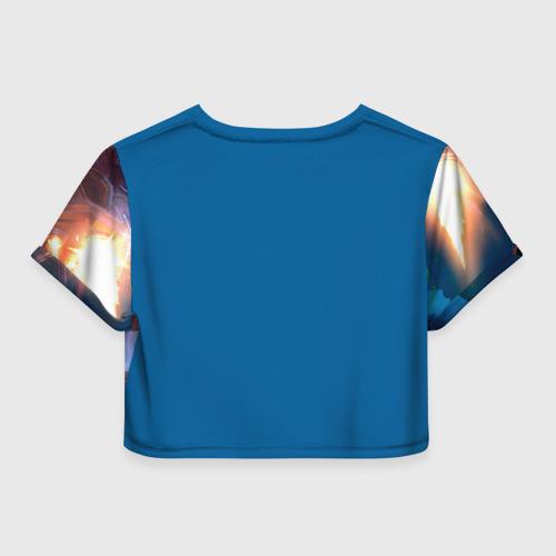 Женская футболка Cropp-top Браксис Фото 01