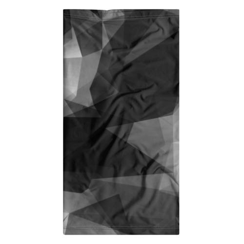 Бандана-труба 3D  Фото 07, Camo - Black & White (Чёрно-белый камуфляж)