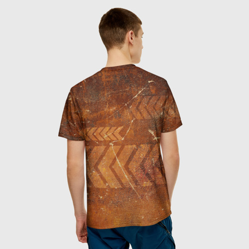 Мужская футболка 3D  Фото 02, Батиста 2