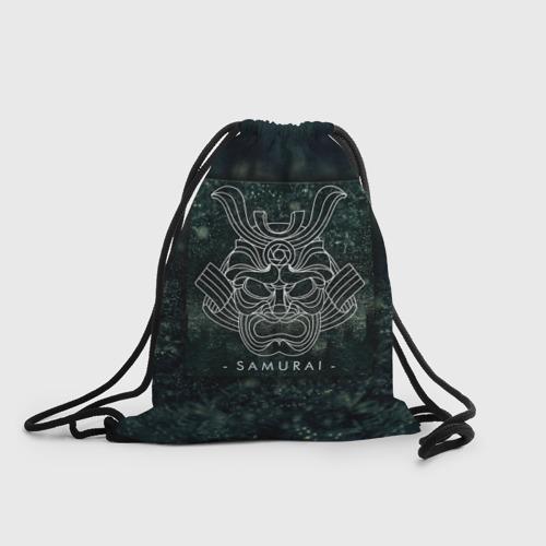 Рюкзак-мешок 3D  Фото 01, Samurai - Самурай