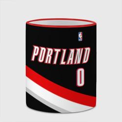 Форма Portland Trail Blazers чёрная