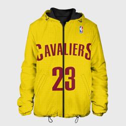 Форма Cavaliers Cleveland жёлтая