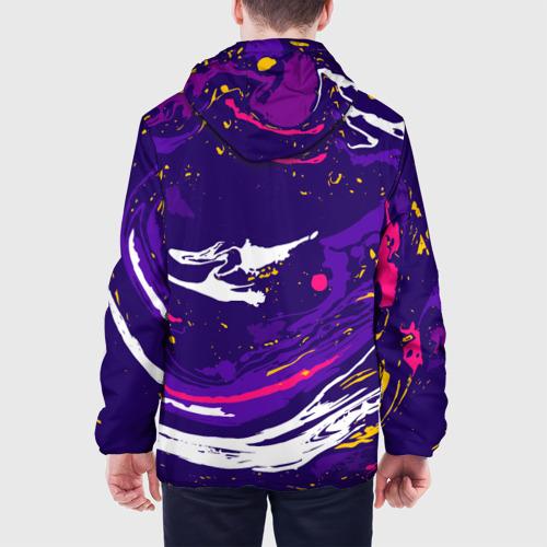 Мужская куртка 3D  Фото 05, Акриловый принт-2