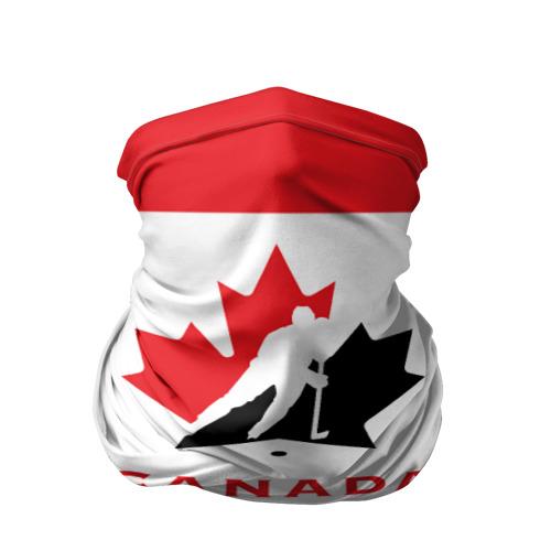 Бандана-труба 3D TEAM CANADA