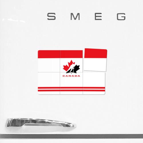 Магнитный плакат 3Х2  Фото 02, TEAM CANADA