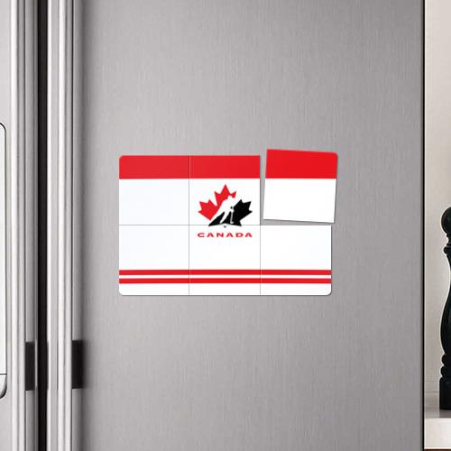 Магнитный плакат 3Х2  Фото 04, TEAM CANADA