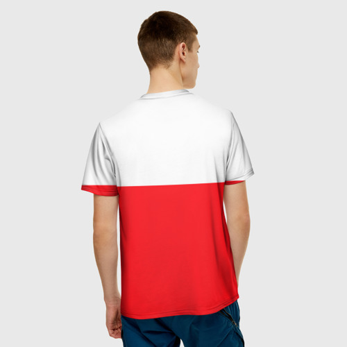 Мужская футболка 3D TEAM CANADA Фото 01