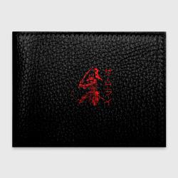 Японские иероглифы - самурай