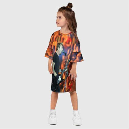 Детское платье 3D  Фото 03, Чад Крюгер