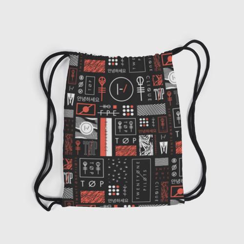 Рюкзак-мешок 3D  Фото 04, Twenty One Pilots